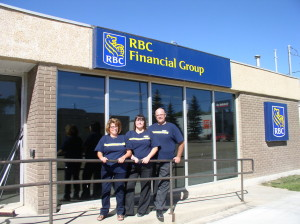 The staff at RBC, Windthorst Branch, are happy to help!