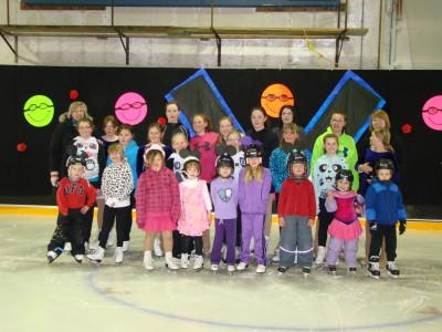 skating club group